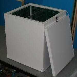 Готовое овощехранилище для балкона или лоджии