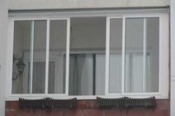Балконные раздвижные системы