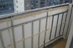 Монтаж балкона
