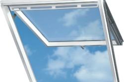 Окно для мансарды