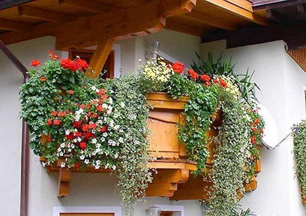 Балконный ящик своими руками (руководство).