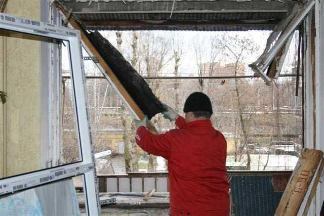 Установка металлопластиковых окон своими руками: инструкция .