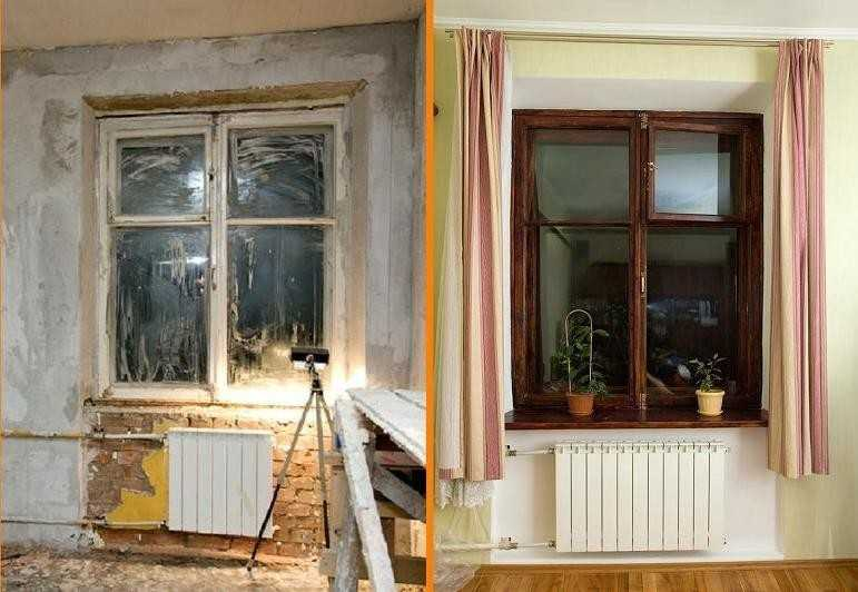 Обновляем окна своими руками