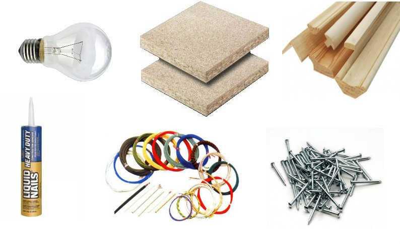Навесы из подручных материалов своими руками