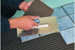 Подбор материалов для укладки плитки