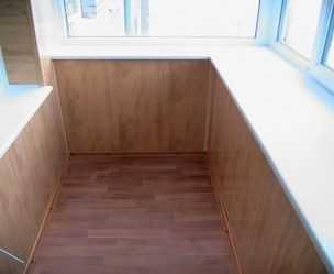 Обшивка балкона мдф панелями (фото и видео).
