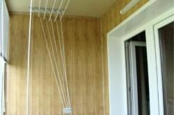 Обшивка балкона требует предварительного построения каркаса.