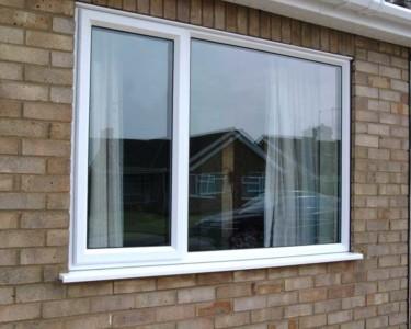 plastikoboe okno