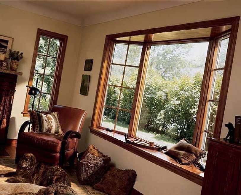 Деревянные окна отремонтироват не составить большого труда.
