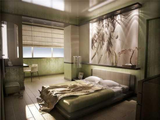 Совмещение комнаты и балкона
