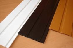 Пластиковые панели для обшивки стен