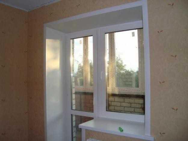 Откосы придают окнам законченный, элегантный внешний вид, не требуют лакировки, дополнительной покраски, и специального ухода.