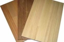 Из соображений экологической безопасности: мебельный щит гипоаллергенный природный материал.