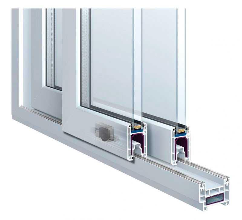Раздвижные пластиковые окна на лоджию или балкон - достоинст.