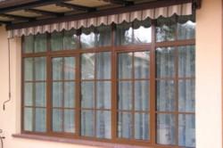 Шпроссы на окнах