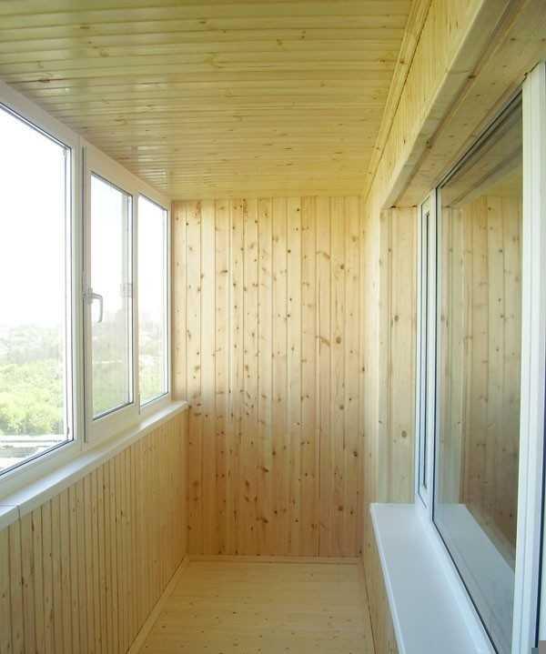 Отделка балкона своими руками: пошаговая инструкция (фото и .