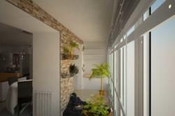 Большинство специалистов рекомендует устанавливать на балкон систему кондиционирования, увлажнения и дополнительное освещение.