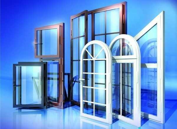соответствии с индивидуальными заказами, оконницы ставни и фасады могут быть выполнены, практически в любом цвете.  Форма металлопластиковых окон разнообразна: квадратная, треугольная, прямоугольная и также круглая и в виде трапеций, арок.
