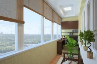 Практически в каждой квартире есть лоджия или балкон. Он может быть даже не столь большим, но тем не менее его пространство можно очень выгодно использовать.