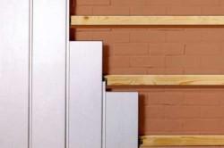 Вертикальная укладка панелей