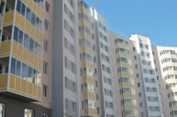 Балконы дома