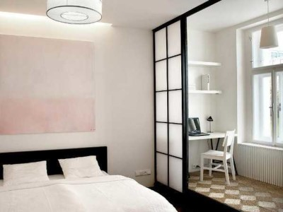 Увеличение размера комнаты