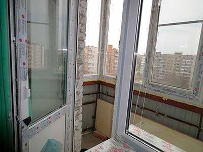 Балконный блок.