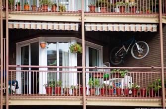 Что хранят на балконе