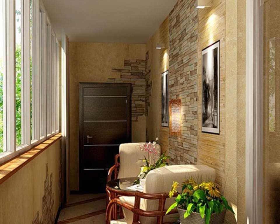 Прежде чем начать отделку балкона, нужно придумать каким именно видом вы предпочитаете пользоваться.