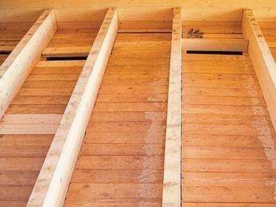 деревянный тёплый пол своими руками конструкция устройство монтаж