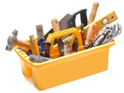 Инструменты для строительства балкона