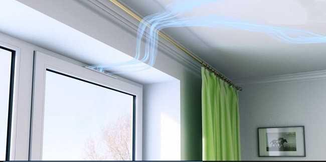 Окно с климат-контролем