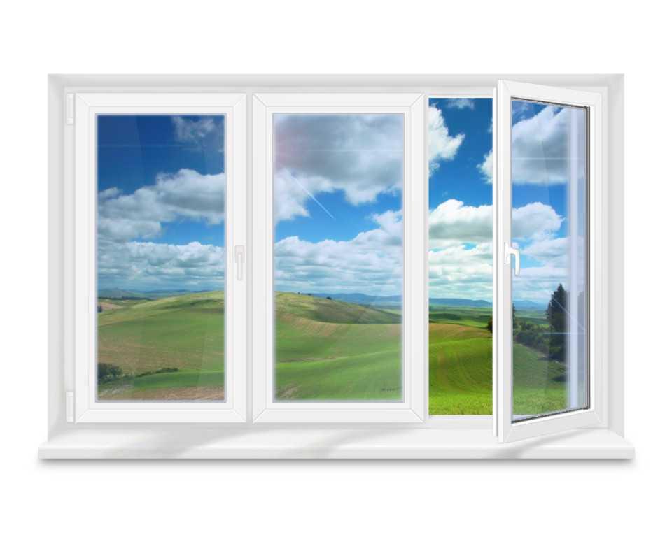 пластиковые окна создают комфортные условия проживания в различных климатических зонах, у них много и других преимуществ.