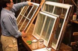 Рестоврация деревянных окон