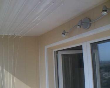 Бра для балкона