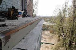 Укрепление бетонной плиты