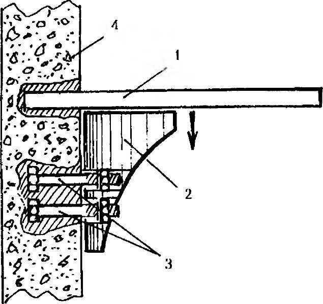Укрепление балконной плиты