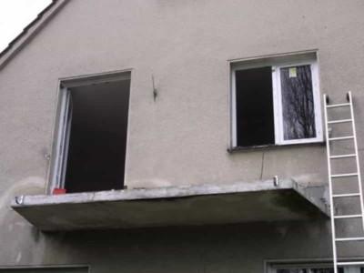 балконная плита готова