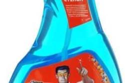 Mr. Muscul с изопропиловым спиртом для стекол